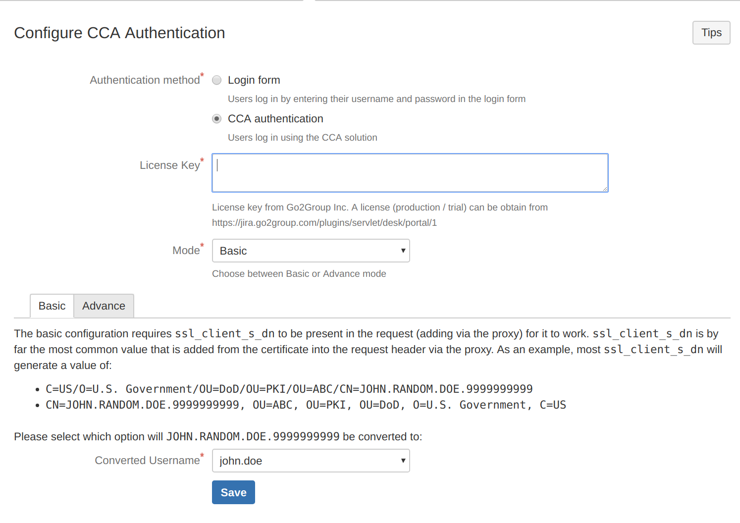 Client Certificate Authentication 312 Release Notes Cacpiv